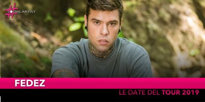 Fedez, dal 15 marzo 2019 in tour nei palasport! (DATE)