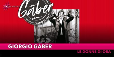 """Giorgio Gaber, dal 26 ottobre sarà disponibile """"Le donne di ora – Deluxe"""""""