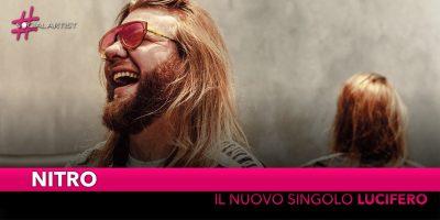 Nitro, il primo artista italiano a partecipare al format tedesco Colors