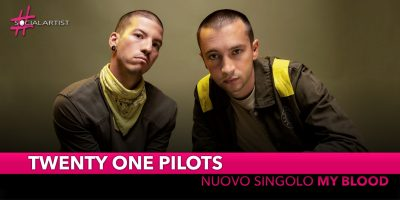 "Twenty One Pilots, è online il videoclip di ""My Blood"""