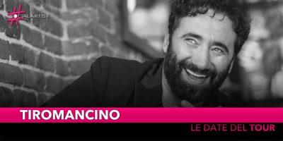 """Tiromancino, da gennaio in tour con """"Fino a Qui in Tour"""""""