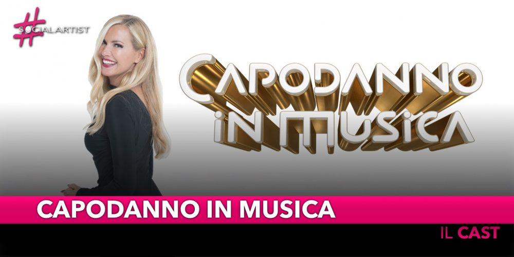 Capodanno in Musica, il cast della seconda edizione!