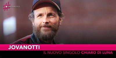 """Jovanotti, dal 9 novembre in radio """"Chiaro di luna"""""""