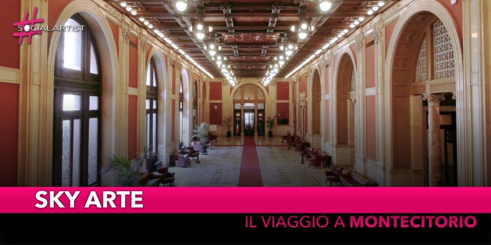 Sky Arte, presenta un viaggio dell'Aula di Montecitorio