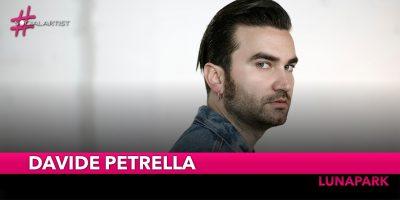 """Davide Petrella, online il videoclip di """"Lunapark"""""""