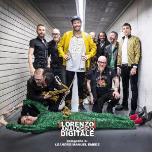 Lorenzo Live Analogico Digitale Jovanotti