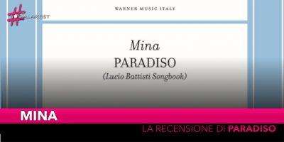 """Mina, la recensione di """"Paradiso (Lucio Battisti Songbook)"""""""