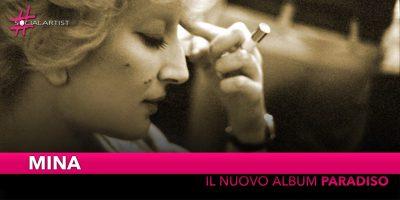 """Mina, dal 30 novembre il nuovo album """"Paradiso"""""""