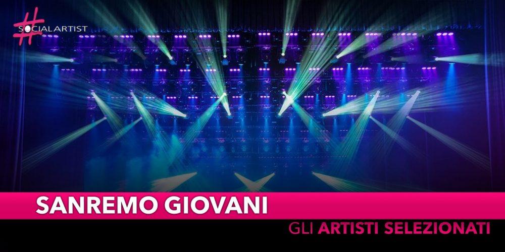 Sanremo Giovani, sono 69 gli artisti selezionati per le audizioni!