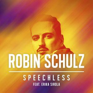 Robin Schulz Speechless
