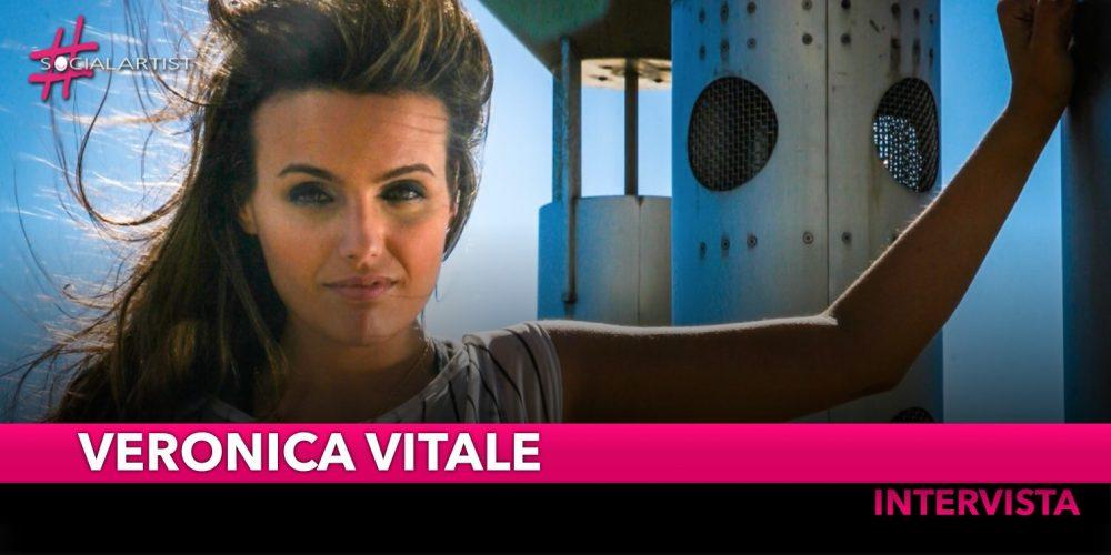 """INTERVISTA, Veronica Vitale: """"Il mio linguaggio è liquido!"""""""