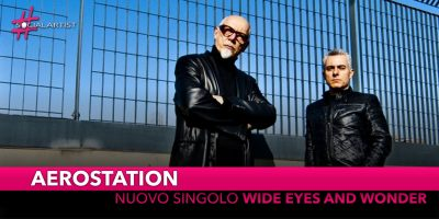 "Aerostation, da venerdì 16 novembre in radio ""Wide Eyes And Wonder"""