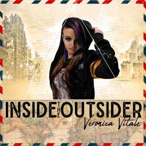 Veronica Vitale Inside Outsider Nuovo Album