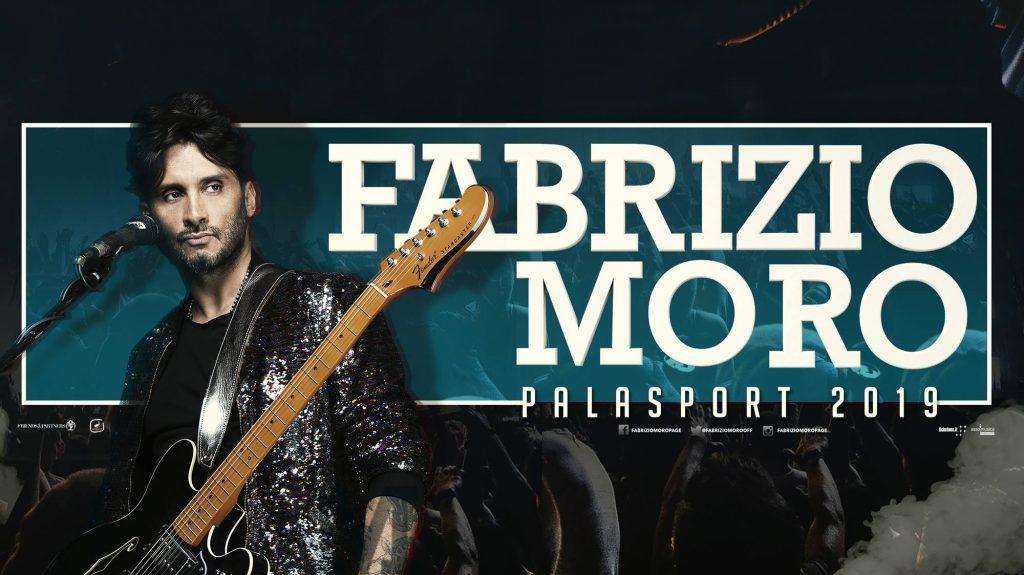 Fabrizio Moro Tour Palasport 2019