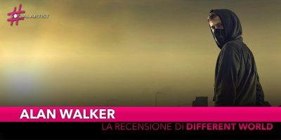 """Alan Walker, ecco la recensione di """"Different World"""""""