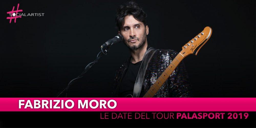 Fabrizio Moro, le date nei palasport del 2019! (DATE)