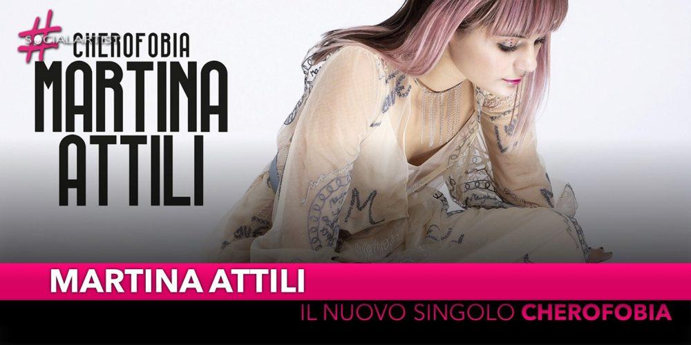 """Martina Attili, dal 23 novembre il nuovo singolo """"Cherofobia"""""""
