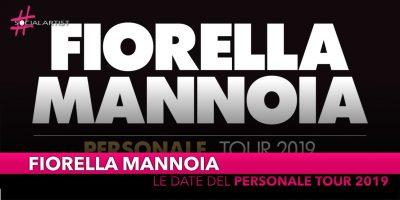 """Fiorella Mannoia, le date del """"Personale Tour 2019"""" (DATE)"""