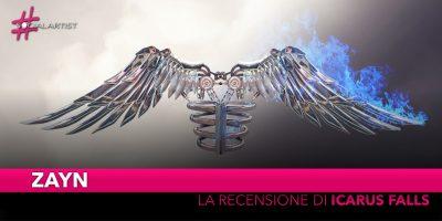 """Zayn, la recensione del nuovo album """"Icarus Falls"""""""