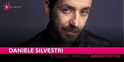 """Daniele Silvestri, il nuovo singolo si intitola """"Argentovivo"""""""