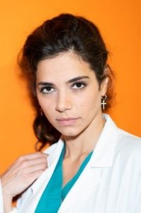 Dottoressa Gio' Eleonora Belcamino (Roberta)