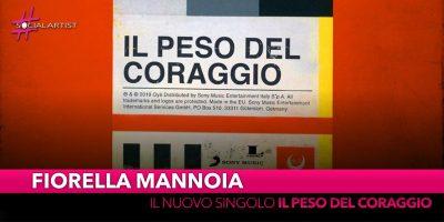 """Fiorella Mannoia, dal 1 febbraio il nuovo singolo """"Il Peso del Coraggio"""""""