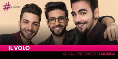 """Il Volo, al via il pre order del nuovo album """"Musica"""""""