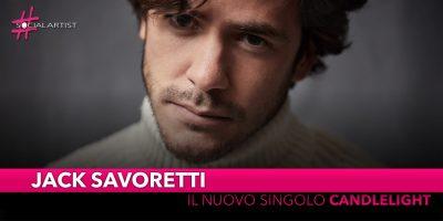 """Jack Savoretti, dal 16 gennaio il videoclip di """"Candlelight"""""""