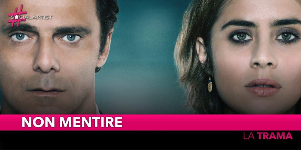 Non Mentire, dal 17 febbraio in prima serata su Canale 5