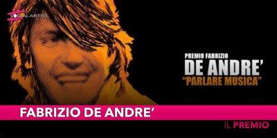 Premio Fabrizio De Andrè, dal 6 al 9 febbraio a Sanremo con Casa SIAE