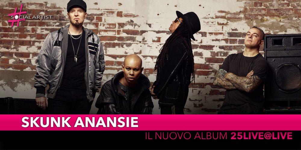 """Skunk Anansie, dal 25 gennaio il nuovo album """"25Live@25"""""""