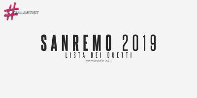 Sanremo 2019, i duetti della 69° edizione del Festival di Sanremo