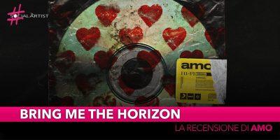 """Bring Me the Horizon, la recensione del nuovo album """"amo"""""""