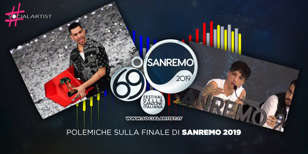 Sanremo 2019, lo sfogo di Ultimo sui social