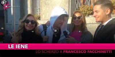 Le Iene, domani sera in onda lo scherzo a Francesco Facchinetti