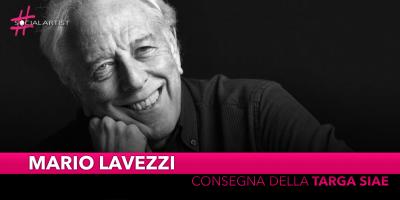 Sanremo 2019, Ornella Vanoni consegna la targa SIAE a Mario Lavezzi