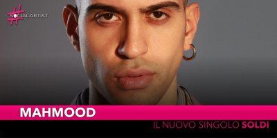 """Mahmood, in gara al Festival di Sanremo con """"Soldi"""""""