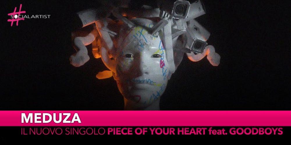 "Meduza, dal 22 febbraio il nuovo singolo ""Piece of Your Heart"" feat. Goodboys"