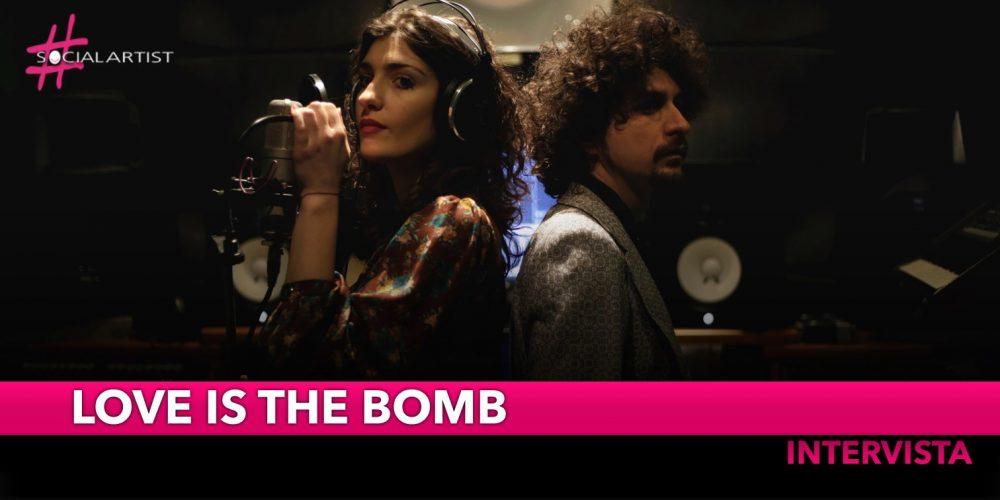 """INTERVISTA: Love is the Bomb """"L'amore è La bomba…e dunque l'antidoto"""""""