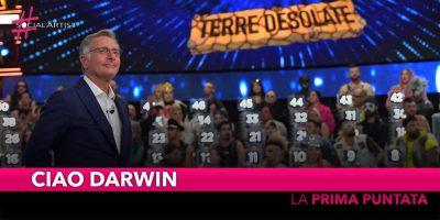 Ciao Darwin, da venerdì 15 marzo su Canale 5 il varietà condotto da Paolo BonolisconLuca Laurenti