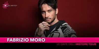 """Fabrizio Moro, dal 12 aprile partirà il """"Figli di nessuno – Instore Tour"""""""