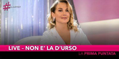 Live – Non è la D'Urso, la prima puntata del nuovo prime time di Canale 5