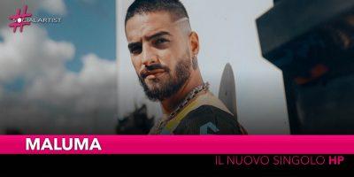 """Maluma, dal 1 marzo il nuovo singolo """"HP"""""""