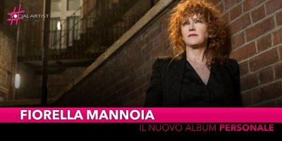 """Fiorella Mannoia, da venerdì 29 marzo il nuovo album """"Personale"""""""