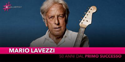 Mario Lavezzi, 50 anni dalla pubblicazione del suo primo grande successo