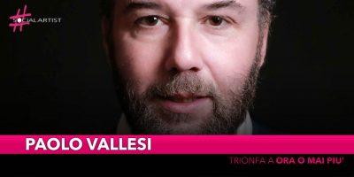 Ora o Mai più, è Paolo Vallesi a trionfare nel talent targato Rai 1