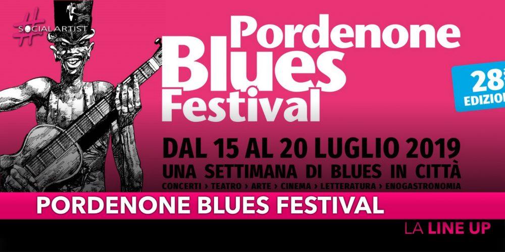 Pordenone Blues Festival, la line up della nuova edizione
