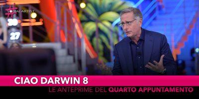 Ciao Darwin 8, il quarto appuntamento con il varietà condotto da Paolo Bonolis con Luca Laurenti