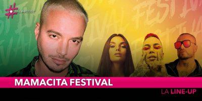 Mamacita Festival, si aggiungono Sfera Ebbasta, Elettra Lamborghini e Gué Pequeno alla line-up del festival!