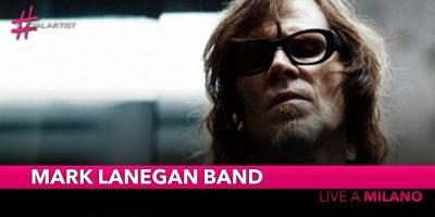Mark Lanegan Band, arriva in Italia per un live a Milano
